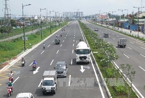 HCM City invests 119 million USD to build road section hinh anh 1