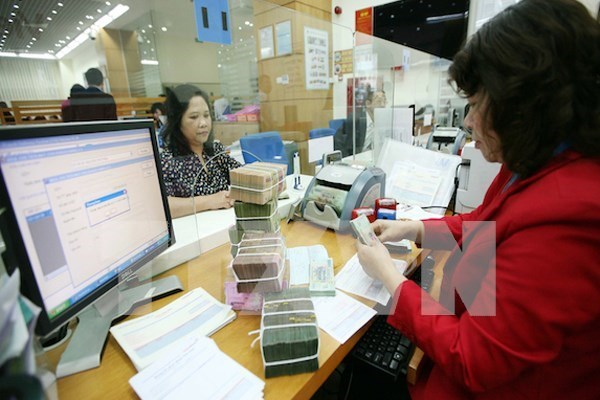 Reference exchange rate down 11 VND hinh anh 1