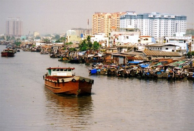 HCM City seeks private sector help for canals hinh anh 1