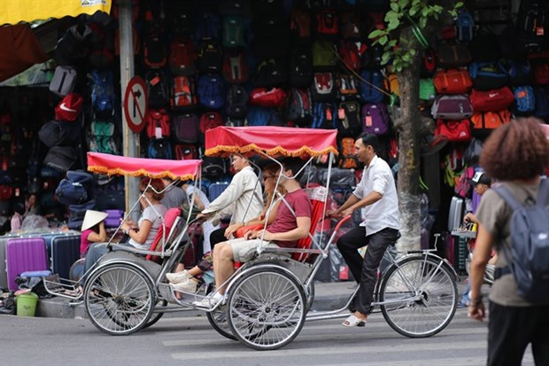Vietnam tourism record: 25.4 percent increase in foreign arrivals hinh anh 1