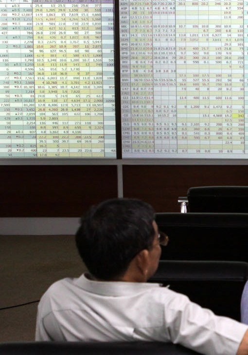 Bourses: Shares down for four sessions hinh anh 1