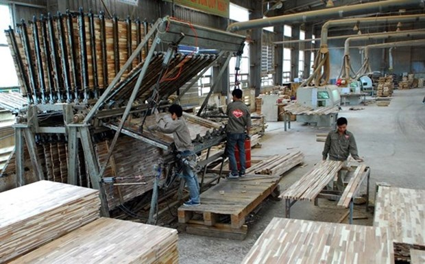Wood enterprises helped to meet EU requirements hinh anh 1