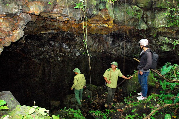 Dak Nong seeks UNESCO's recognition of volcanic cave system hinh anh 1