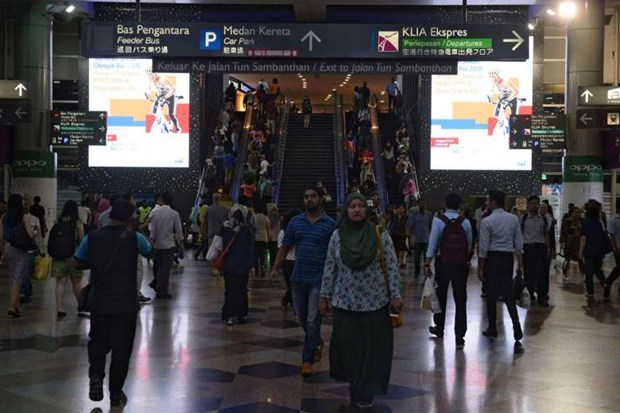 Malaysia, Singapore delay signing of high-speed railway deal hinh anh 1