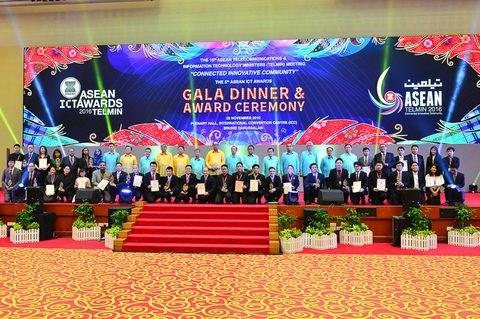 Viettel wins ASEAN ICT awards hinh anh 1