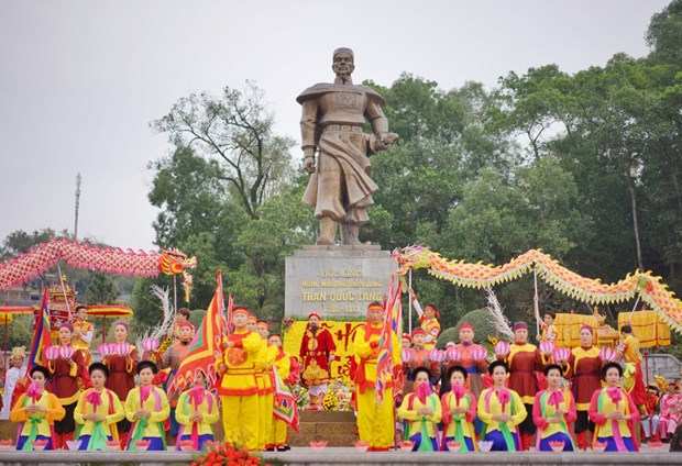 Cua Ong Temple Festival becomes national intangible cultural heritage hinh anh 1