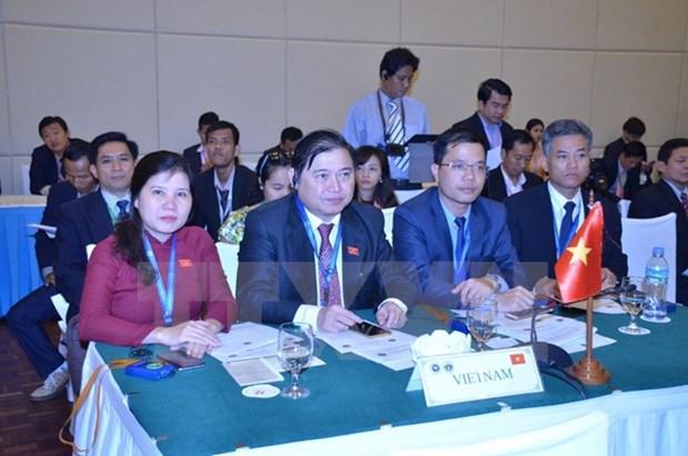 Asian Parliamentary Assembly's ninth plenary closes hinh anh 1