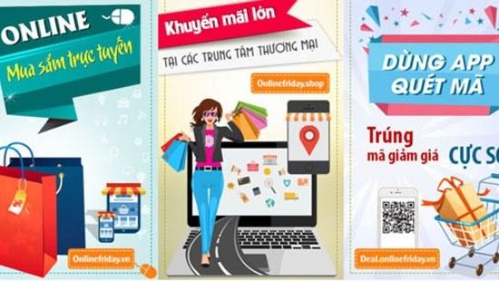 Cashback for Online Friday hinh anh 1