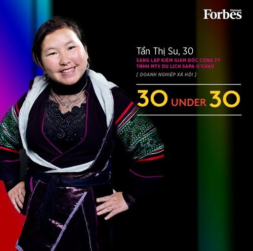 Ethnic girl nurtures dreams of mountainous children hinh anh 1