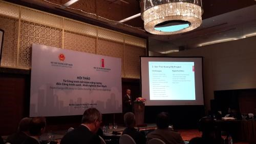 Workshop promotes green construction in Hanoi hinh anh 1