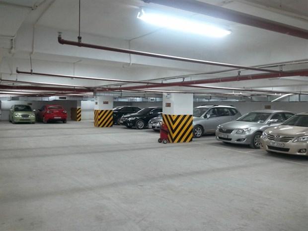 Da Nang plans public underground car park hinh anh 1