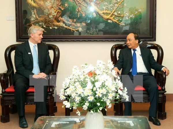 PM asks for ADB's loans for gender equality projects in Vietnam hinh anh 1