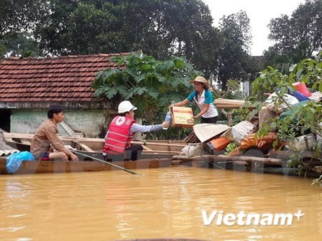 Central localities urged to proactively tackle natural disasters hinh anh 1