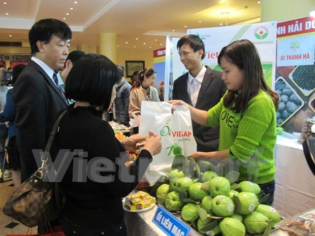 Hanoi promotes trade links with localities nationwide hinh anh 1