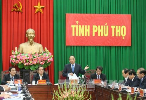 PM: Organic agriculture, spiritual tourism key to Phu Tho economy hinh anh 1