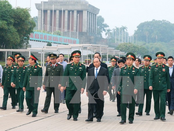 Ho Chi Minh Mausoleum to be reopened on Dec. 6 hinh anh 1