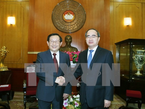 VFF, Chinese people's Political Consultative Conference boost ties hinh anh 1