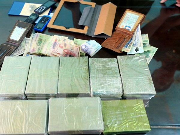 Vietnam, Cambodia, Laos foster anti-drug partnership hinh anh 1