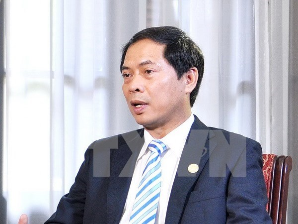 Strides recorded in Vietnam-Estonia relations: officials hinh anh 1