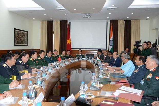 Vietnam, India bolster defence partnership hinh anh 1