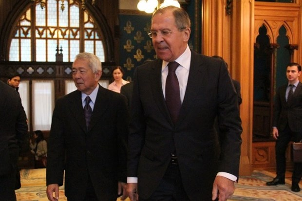 Russia, Philippines strengthen defence cooperation hinh anh 1