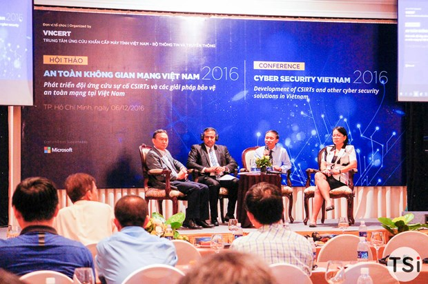 Conference studies cyber security in Vietnam hinh anh 1