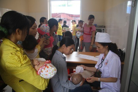 Project helps improving maternal and newborn care hinh anh 1