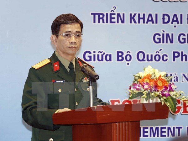 Vietnam, France discuss experience on UN peacekeeping activities hinh anh 1