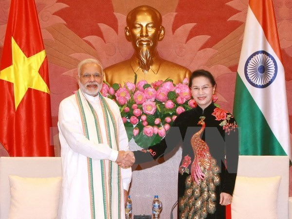 India approves MoU on IT collaboration with Vietnam hinh anh 1