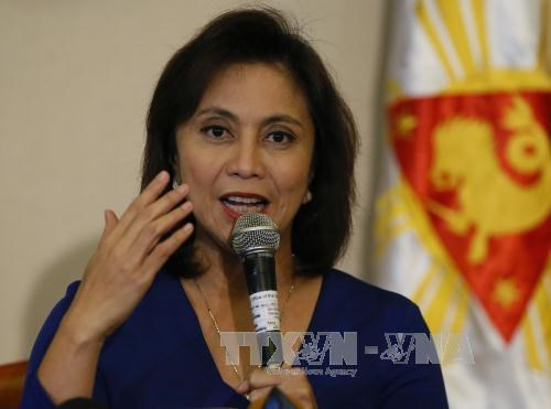 Philippine President says no plot against Vice President hinh anh 1