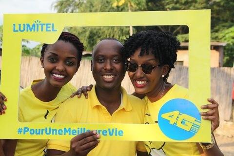 Viettel's Burundi subsidiary wins award hinh anh 1