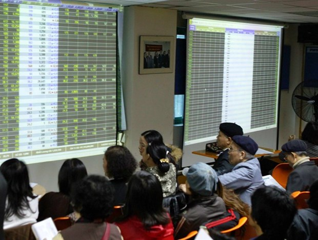 Bourse: HCM City shares up 2nd consecutive day hinh anh 1