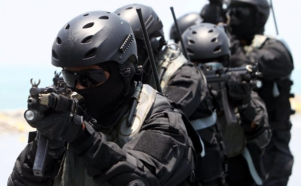 Malaysian security forces kill three Filipino kidnappers hinh anh 1