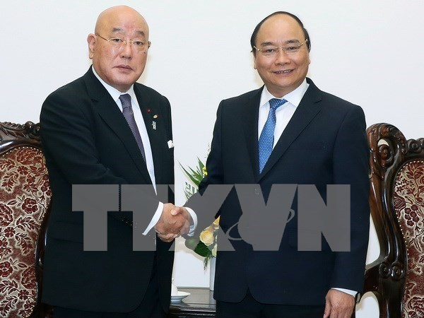 PM hopes for stronger Vietnam-Japan cooperation hinh anh 1