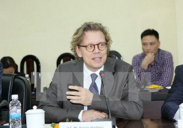 Swedish firms seek links with Vietnamese counterparts hinh anh 1
