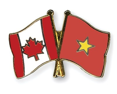 Vietnam strengthen ties with Canadian Communist Party hinh anh 1