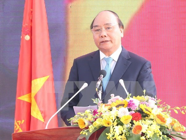 PM urges for Hung Yen's rapid, sustainable growth hinh anh 1