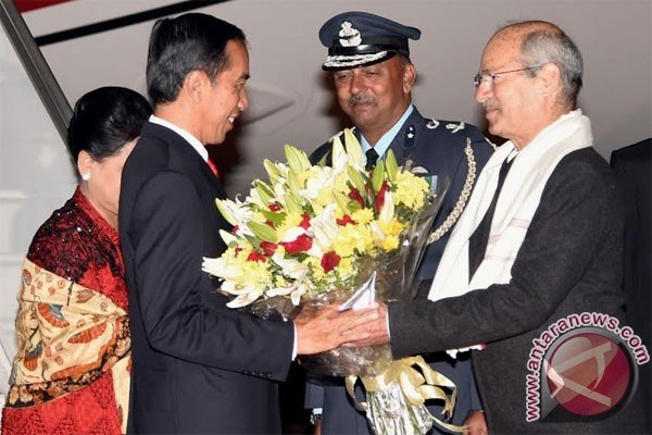 Indonesian President visits India to boost economic-trade ties hinh anh 1