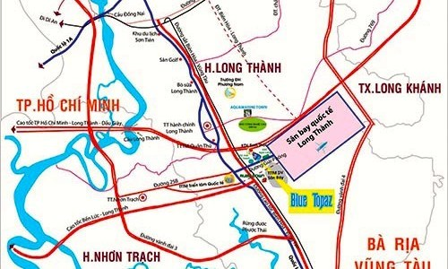 US firm studies Long Thanh international airport project hinh anh 1