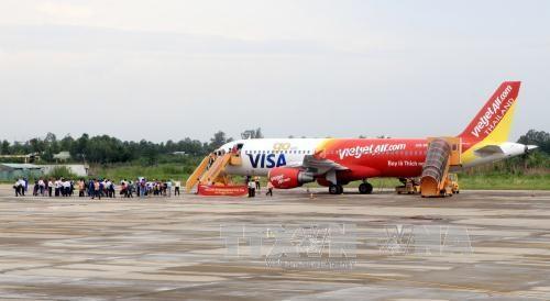 Vietjet celebrates new Ho Chi Minh City - Hong Kong route hinh anh 1
