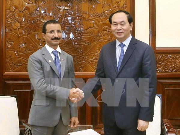 Vietnam treats all investors equally: President hinh anh 1