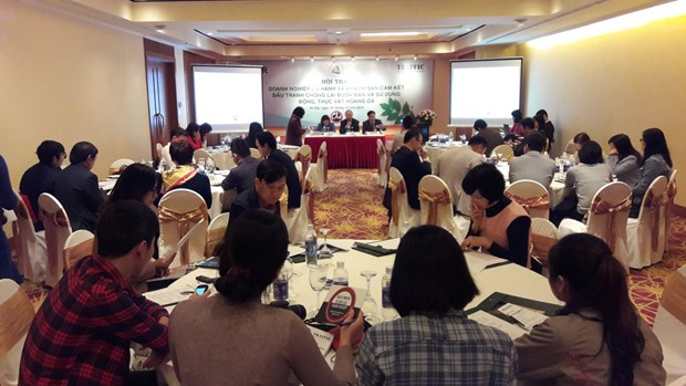 Tourism firms vow to fight illegal wildlife trade hinh anh 1