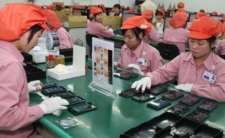 Country makes 29.8 billion USD exporting phones to US hinh anh 1