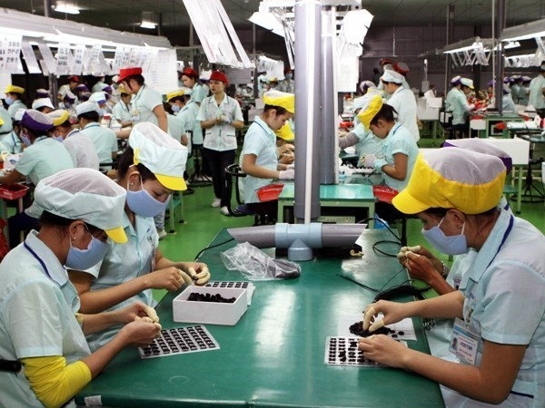 Apparel-footwear workers face unemployment due to automation hinh anh 1
