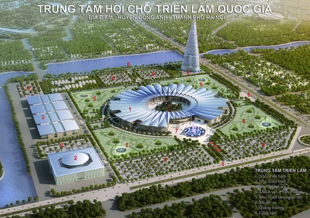 Hanoi seeks design assistance from Germany hinh anh 1
