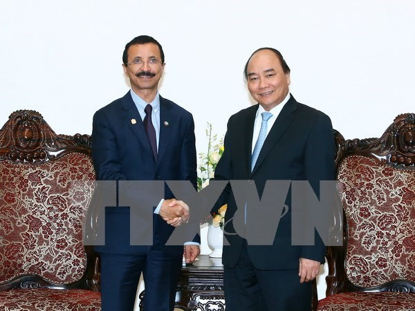 PM promises favourable conditions to DP World Group hinh anh 1
