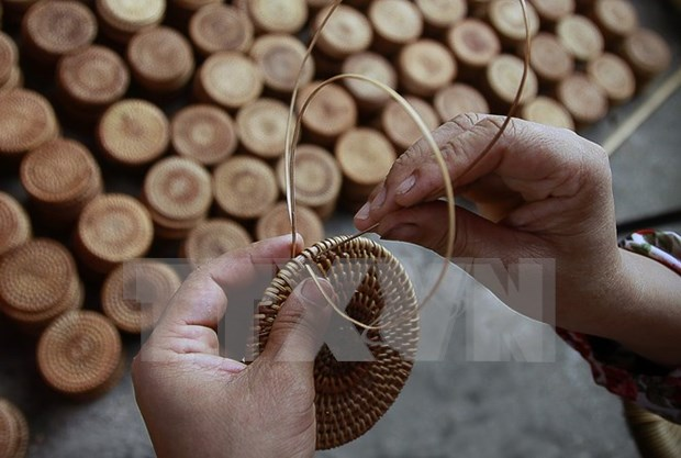 Handicraft products exports to US rise in first 10 months hinh anh 1