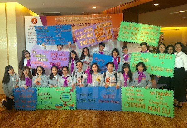 Campaign helps raise public awareness of gender equality hinh anh 1