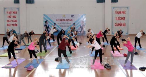 Yoga Federation of Vietnam established hinh anh 1