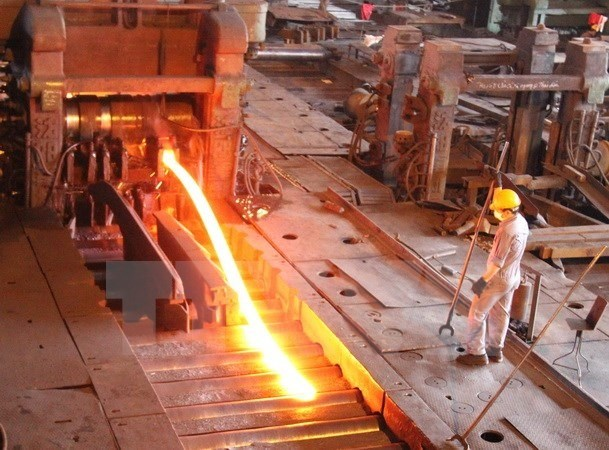 Steel sector to grow 10-12 percent next year hinh anh 1